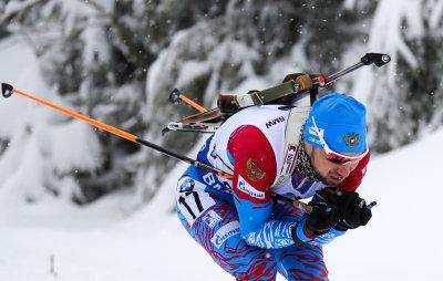 Определен состав сборной России по биатлону на этап КМ в Кэнморе