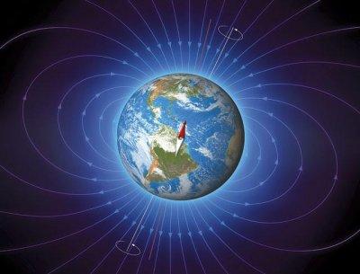 Ученые зафиксировали смещение магнитного полюса Земли к России