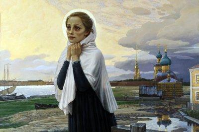 6 февраля - День памяти блаженной Ксении Петербургской
