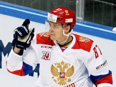 Россия обыграла Чехию на шведском этапа Евротура