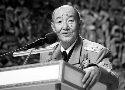 Умер легендарный ветеран Афганистана «Черный майор» Борис Керимбаев