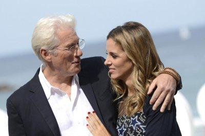 У 69-летнего Ричарда Гира родился сын