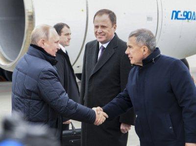 Глава Татарстана Рустам Минниханов не покидал заседание президиума Госсовета в Казани