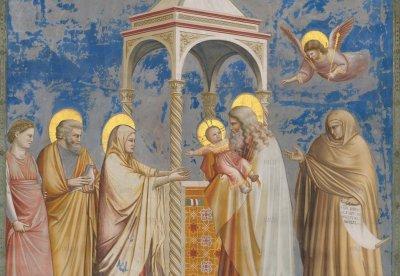 История праздника Сретения Господня