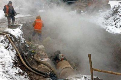 В Хабаровске более 150 жилых домов остались без отопления
