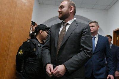 ТАСС: Рауф Арашуков заказал убийства двоих человек за 1,5 млн рублей