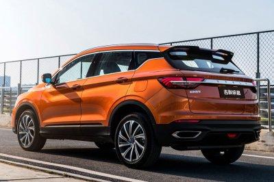 Geely в 2019 году привезет на российский рынок три новых модели