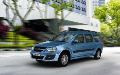 АвтоВАЗ начал производство битопливной Lada Largus CNG