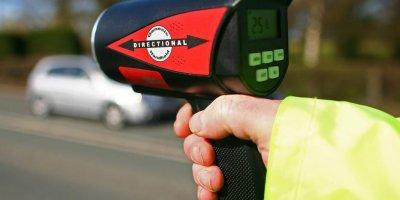 В России отложили введение штрафа за превышение скорости на 10 км/ч