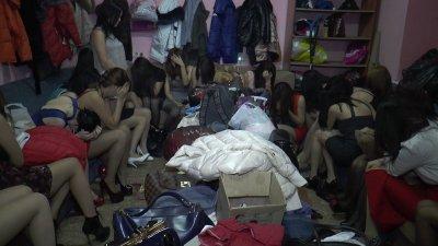 В гостинице Алматы полицейские накрыли секс-притон