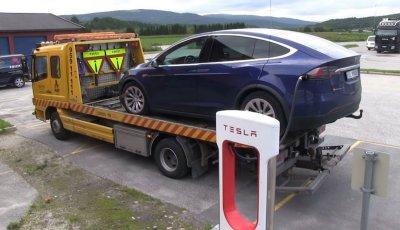Илон Маск пообещал построить зарядные станции для Tesla на территории Казахстана