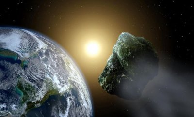 Астроном рассказал об астероиде, который устроит на Земле глобальную катастрофу