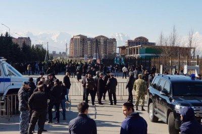 Что происходит в Ингушетии сегодня, 27 марта