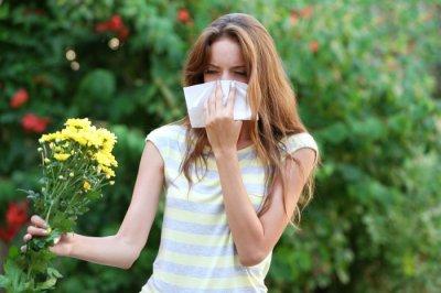 Весенняя аллергия на цветение и на пыль: как правильно бороться
