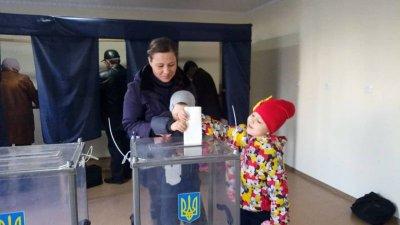 На Украине проходят президентские выборы