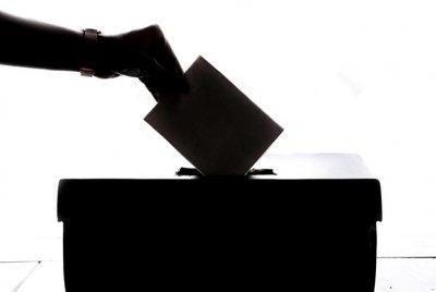 В голосовании на выборах президента Украины приняли участие 16,08% избирателей