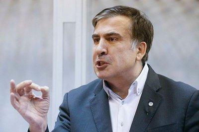 Владимир Зеленский - следующий президент Украины, - заявил Саакашвили