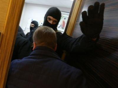В московском офисе «Росбалта» проводят обыски
