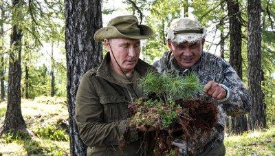 Первый весенний пикник: готовим кофе и чай на костре по рецепту президента Путина