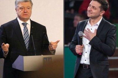 Порошенко или Зеленский: кто лучше для России