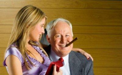 Знаменитые россияне, у которых жены в дочери годятся
