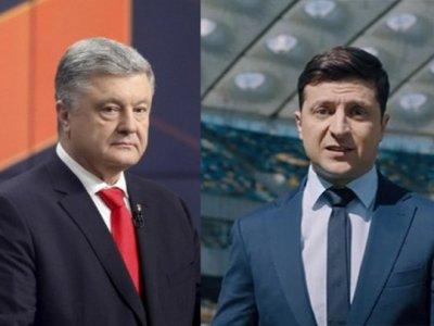 Выборы президента Украины: Порошенко согласился на дебаты с Зеленским на стадионе