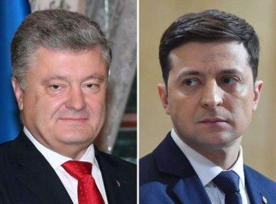 Дебаты кандидатов в президенты Украины 2019: Show Must Go On