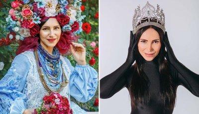 60-летняя Светлана Гасс из Одессы побеждает в конкурсе красоты: фото