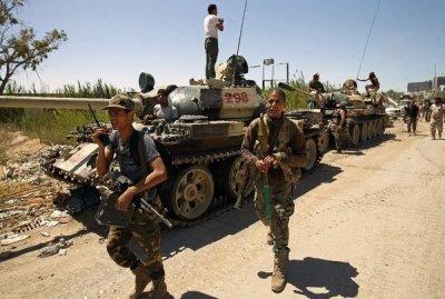 Ливийские военные сообщили о захвате Триполи боевиками