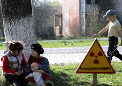 Жизнь в Чернобыле: что грозит жителям региона