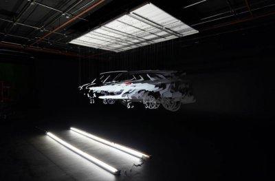 Появился первый тизер нового Toyota Highlander