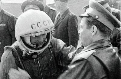 «Кедр» Юрий Гагарин: каким был первый полет человека в космос
