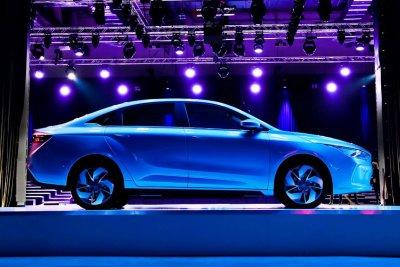 Geely запускает бренд Geometry для электромобилей