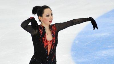 Туктамышева победила в произвольной программе на командном ЧМ