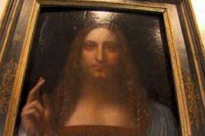 Самое дорогое полотно Леонардо да Винчи «Спаситель мира» может оказаться фальшивым