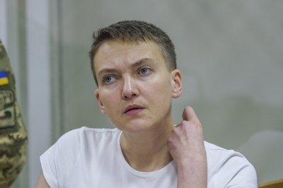 Суд освободил из-под стражи Надежду Савченко