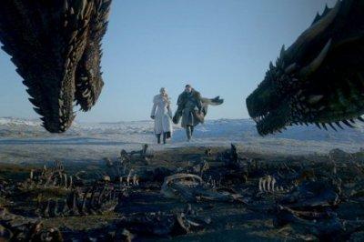 Вторая серия последнего сезона «Игры престолов» появилась в Сети