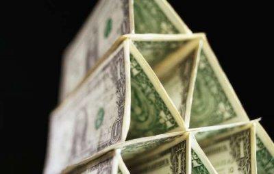 ЦБ назвал регионы России с наибольшим количеством финансовых пирамид