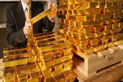 Bloomberg: Россия лидирует по закупкам золота в 2019 году