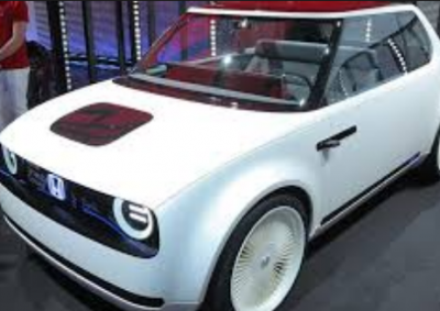 Honda назвала имя нового электрокара