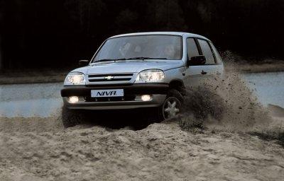 Эксперты назвали недостатки внедорожника Chevrolet Niva