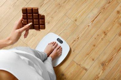 Шоколадная диета помогает получить плоский живот