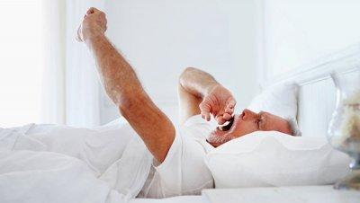 Ученые: Бессонница приводит к развитию рака простаты