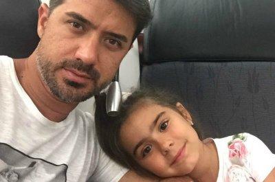 Ани Лорак отдала свою дочь бывшему мужу