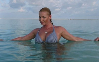 Анастасия Волочкова рассказала, где отдыхает на Мальдивах