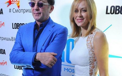 Григорий Лепс трогательно поздравил свою жену Анну с днем рождения