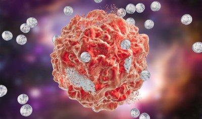 Ученые начали лечить рак с помощью наночастиц золота