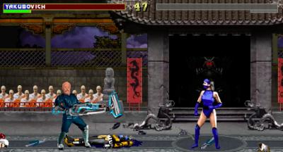 Леонид Якубович стал новым бойцом в файтинге Mortal Kombat