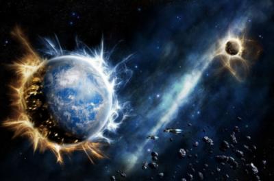 Землю захлестнула мощнейшая магнитная буря года