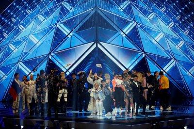 Стали известны имена 10 победителей первого полуфинала «Евровидения»